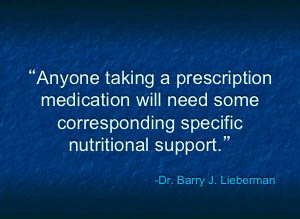 prescriptions need nutritional support