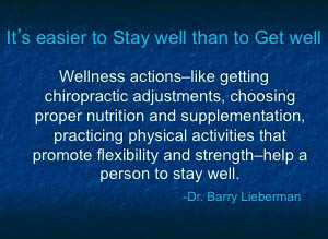 wellness actions